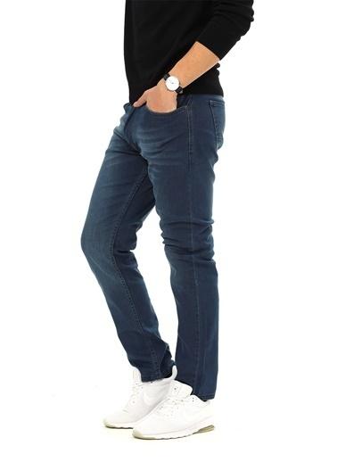 Modaplaza Erkek Kot Pantolon Lacivert Lacivert